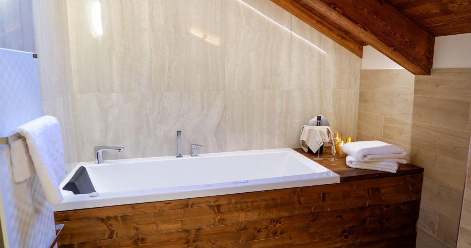 vasca junior suite