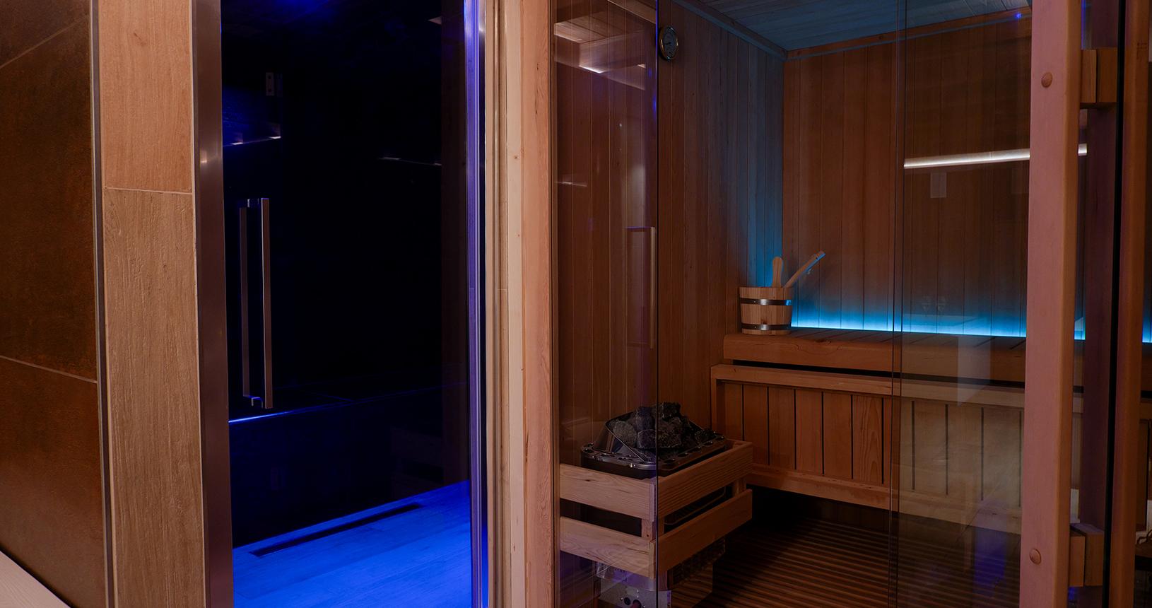 sauna spa maison bertin